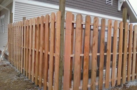 Shadow Box Privacy Fence Tri State Leader In Fence Sales